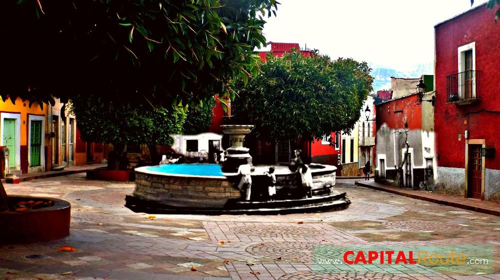 www.CapitalRoute.com Plazuela de Mexiamora IDest.